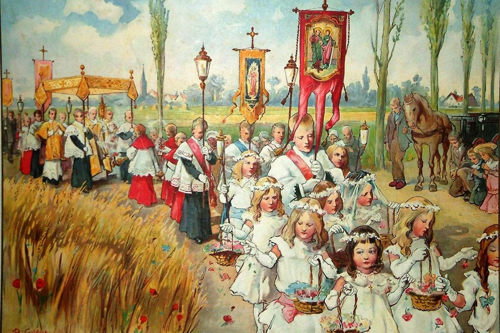 Afbeeldingsresultaat voor foto processie eys